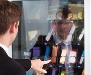 Meer en meer vendingautomaten